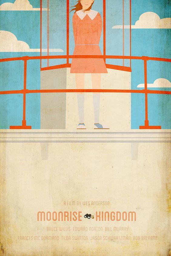 Love these alternative Moonrise Kingdom posters (via ShortList Magazine)