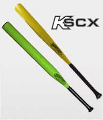 Moonshot Spectracarb SCX Revolution bat. The Rolles Royce of Wiffle ball bats.