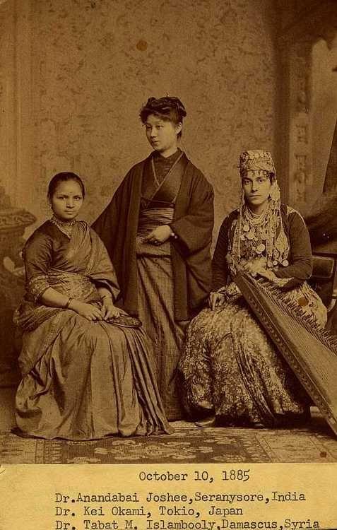 Resultado de imagen de 1885 women india japan syria
