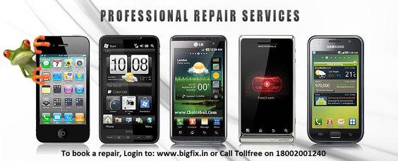 Repair Smart Phone. www.bigfix.in
