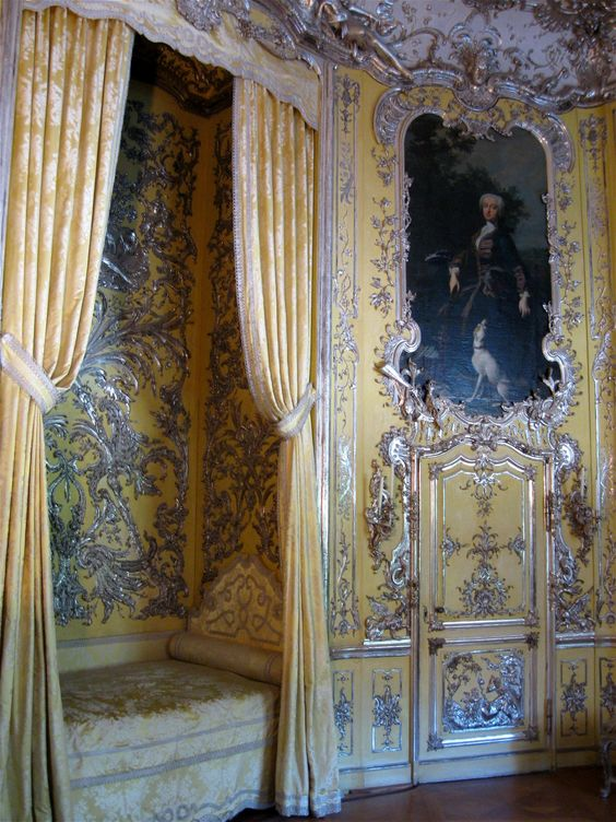 Amalienburg Ruhezimmer