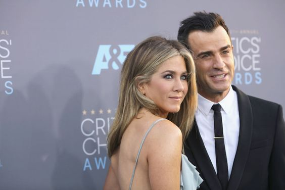 Justin Theroux Commented on Angelina Jolie and Brad Pitt's Divorce So Jennifer Aniston Didn't Have to