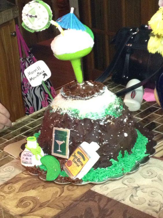 Margarita cake!!!