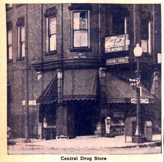Central Drug Store