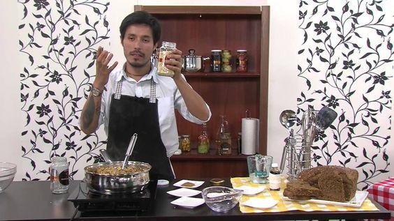 Receta Saludable: Granola al Sartén- Hogar Tv  por Juan Gonzalo Angel