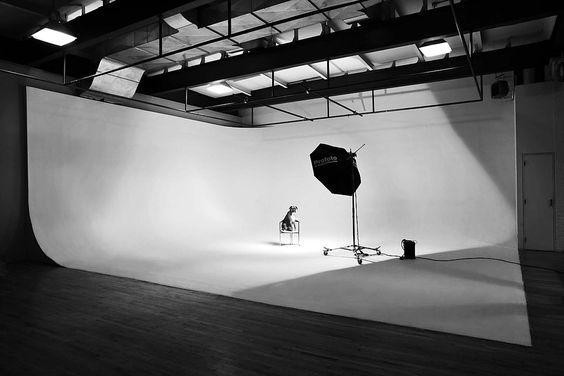 Cycloram | Photography studio | Bath House Studios | New York
