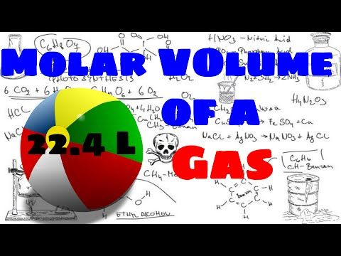 Molar Volume of a Gas Explained