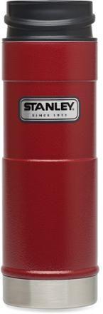 Stanley Coffe Mug (16oz) Hammertone Crimson