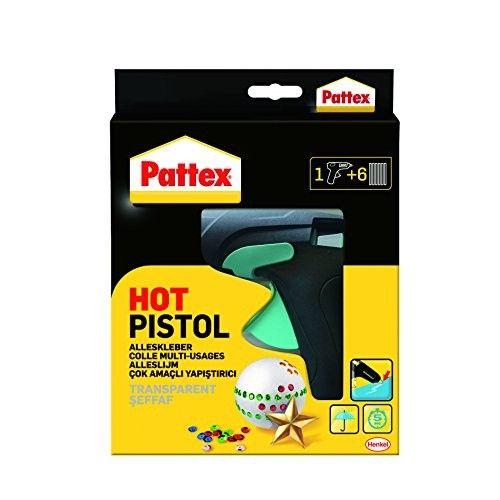 Pattex 2047485 Pistolets A Colle A Chaud Hobby Noir