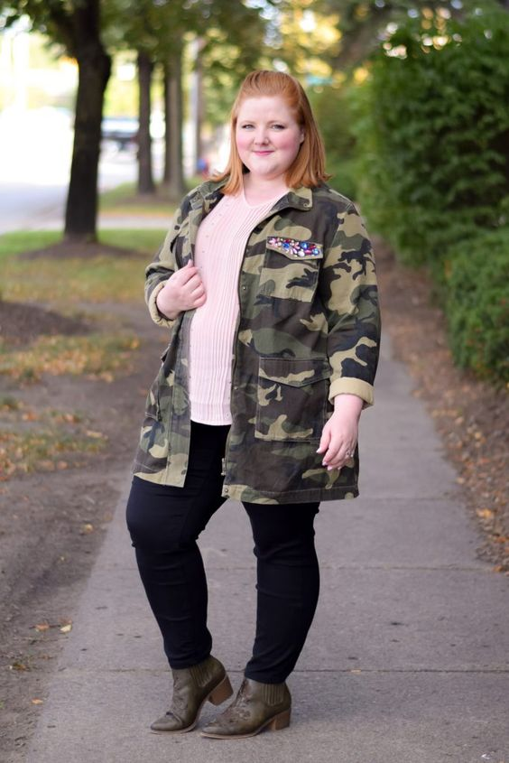 41 Plus Size Outfits For Work