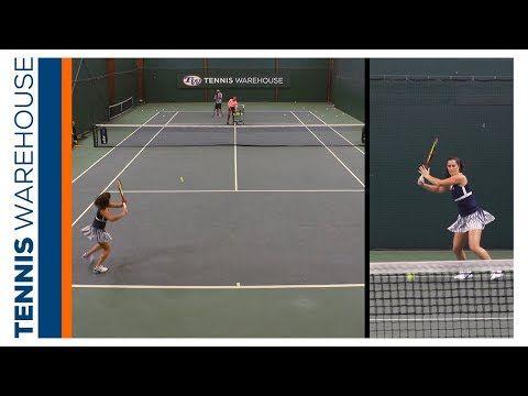Jamie Loeb Special 3 Ball Tennis Drill Youtube Tennis Drills Tennis Tennis Warehouse