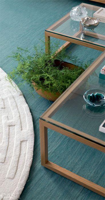 Cinco opções de tapete para mudar o clima da sala - Casa