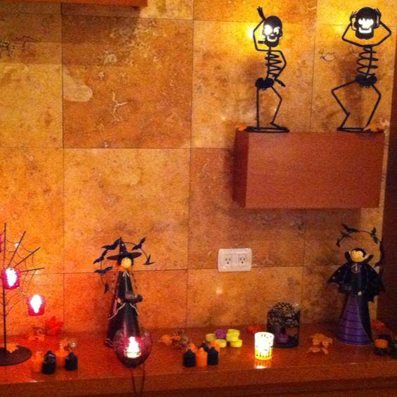 Halloween Partylite