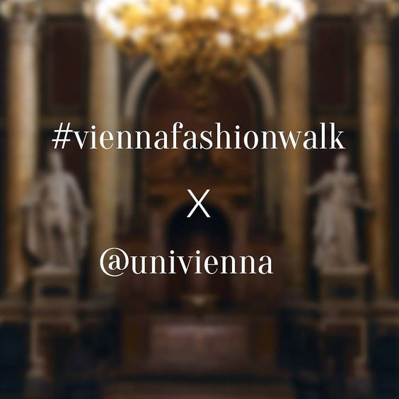Hey guys I've been terribly busy with amazing projects so I am incredibly happy that @esploratore13 is helping me organise our next #viennafashionwalk with @univienna on Feb. 24th. Sign up via the link in my bio! Hope to see you there!  #igersvienna #igersaustria #igerswien #viennablogger #fashionblogger_at #austrianblogger #lovedailydose #yourdailytreat
