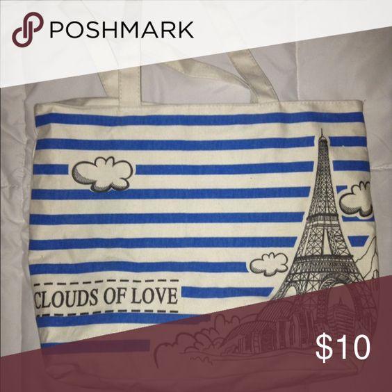 Paris tote Bought in Paris Bags Totes