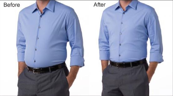 the SPANX for men effect