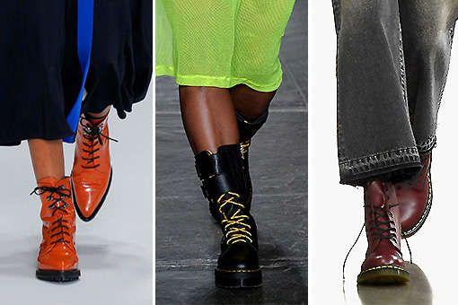Schuhtrends Herbst Winter 2019 2020 Diese Schuhe Sind Jetzt Angesagt Herbst Winter Schuhe Herbst 2018 Mode Und Modetrends Damen