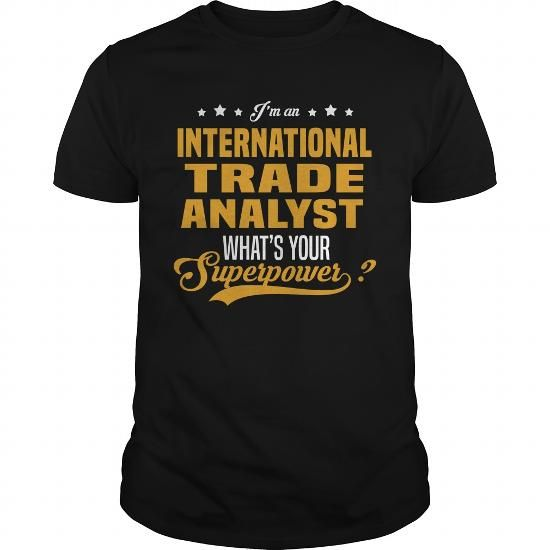 Trade analyst international