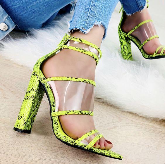 zapatillas #animalprint #shoes #tacones #moda #zapatos