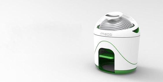 Drumi cleans clothes with no power and little water - SlashGear