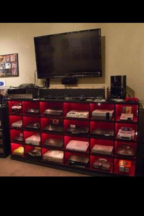 Man Cave Entertainment Center Ideas : Pinterest the world s catalog of ideas