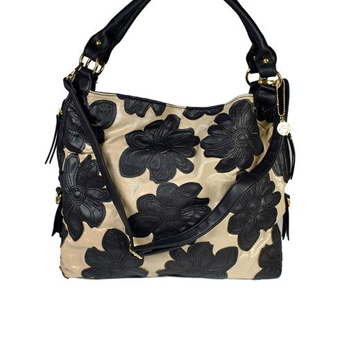 Thalia Floral Tote by Big Buddha