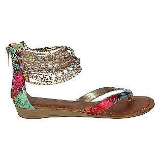 New sandals.  Woop!