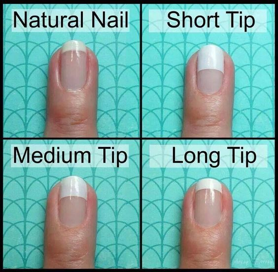 Jamberry French tip guide http://www.timetojamout.jamberrynails.net/