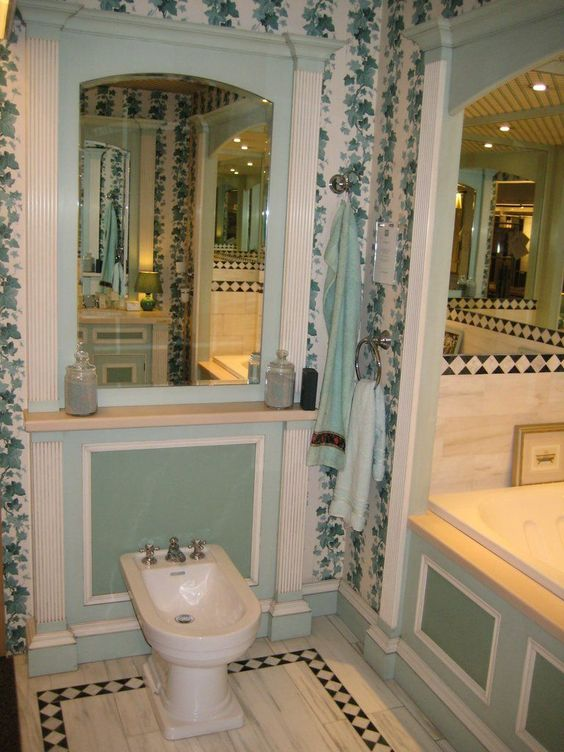 victoriaanse badkamer - Google zoeken