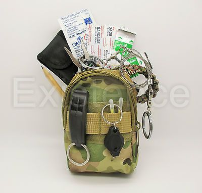 Tactical combat #survival kit camouflage zip belt #pouch #scouts cadets camping e,  View more on the LINK: 	http://www.zeppy.io/product/gb/2/251874276831/