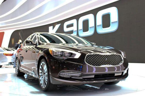 2016 Kia K900 Interior 2020