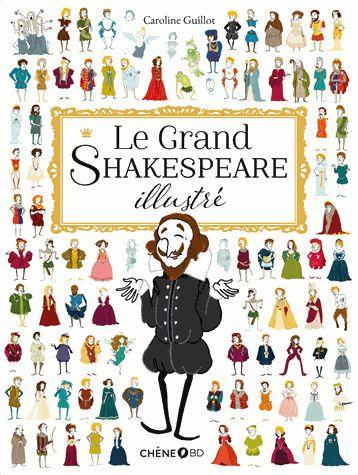 Othello, Richard III, Hamlet, Le Roi Lear… Toutes ces pièces de Shakespeare sont mondialement connues et pourtant, difficile de dire de quoi elles traitent… Cet album tente, avec légèreté, d'y remédier! Les 15 pièces les plus célèbres de Shakespeare y sont expliquées avec humour. ...