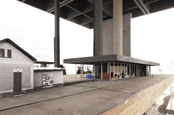 Werkraum Haus, Peter Zumthor
