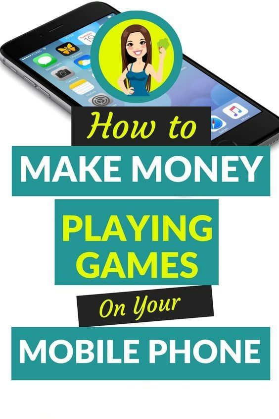 How To Earn Money With Mobile Games