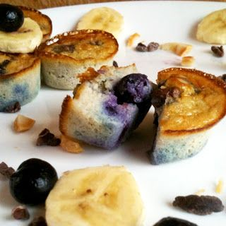 Live Right Be Healthy: Paleo Simple Blueberry Banana Egg Muffins. Made these tonight for breakfast tomorrow. SO SIMPLE and delicious!