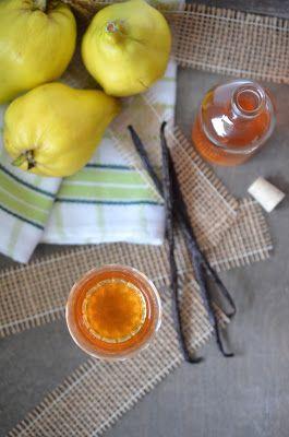 Fremdgebloggt: Quitten-Vanille-Likör - der zweite Versuch ;)