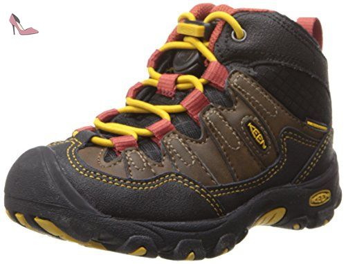 Keen - Women's Terradora Leather Mid WP - Chaussures chaudes taille 10, brun