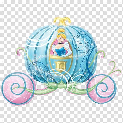 Cinderella Mylar Balloon Carriage Birthday Cinderella Transparent Background Png Clipart Clip Art Mylar Balloons Transparent Background