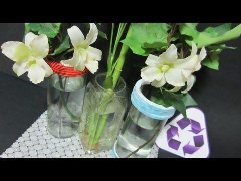 Reciclaje como cortar botellas de vidrio para hacer for Cortar cristal para gatera