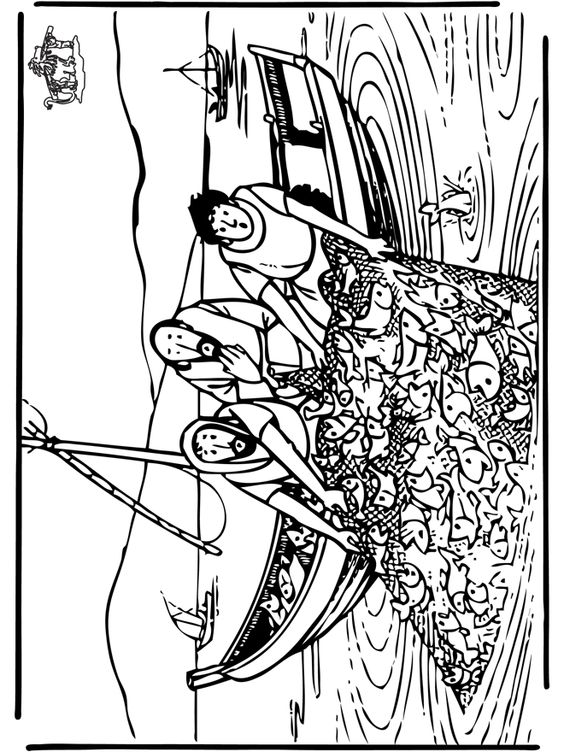 catching viper fish coloring pages - photo#42