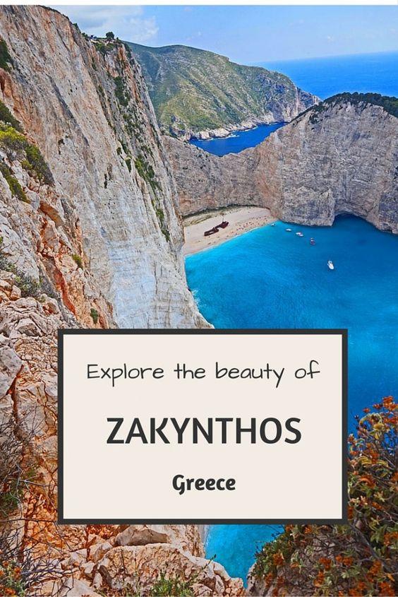 Exploring the Spectacular Beaches of Zakynthos Greece