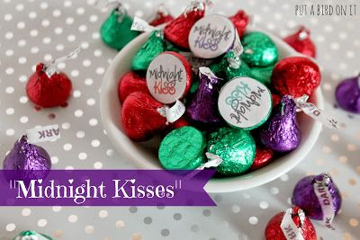 "Put A Bird On It: New Year's Eve ""Midnight Kisses"""