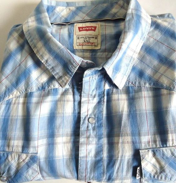 Mens Flannel Shirts With Snaps