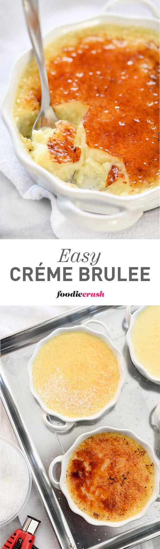 brulee basic creme brulee recipe the blue elephants basic creme brulee ...