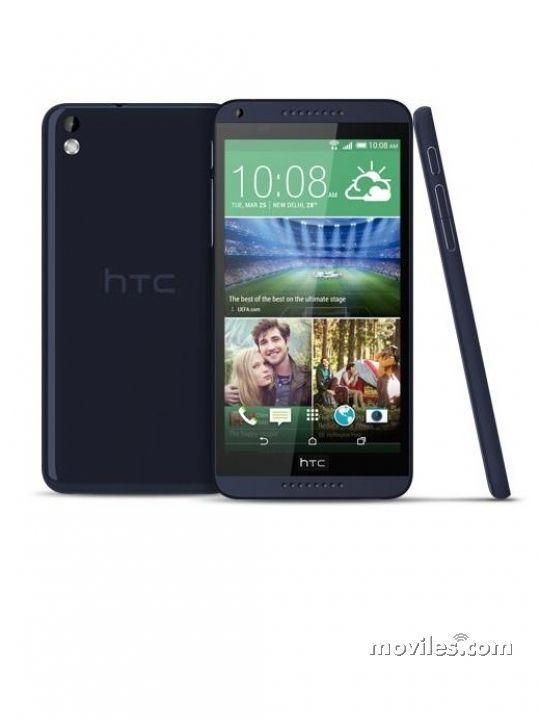 HTC Desire 816G dual sim Compara ahora:  características completas y 1 fotografías. En España el Desire 816G dual sim de HTC está disponible con 0 operadores: