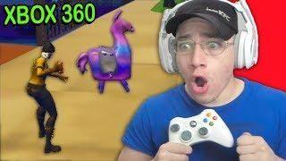 You Can Get Fortnite On Xbox 360 Fortnite Xbox Xbox 360