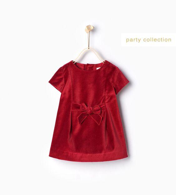 Imagem 2 de Vestido laço da Zara