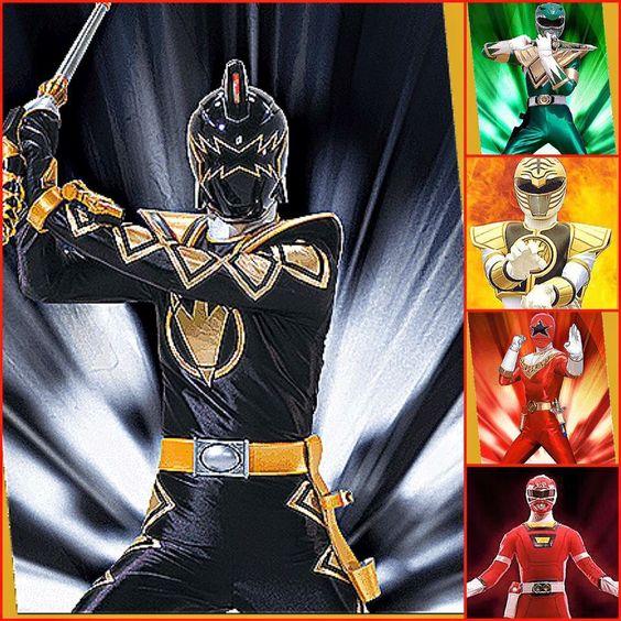 Tommy Oliver(Jason David Frank) Greatest Ranger EVER!