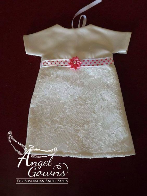 Angel Gowns for Australian Angel Babies  #AngelGownsAust http://angelgowns.org.au/ (To donate or request a gown) An organisation converting donated wedding dresses into gowns for babies who are taken too soon. In Australia! https://www.facebook.com/angelgownsforaustralianbabies