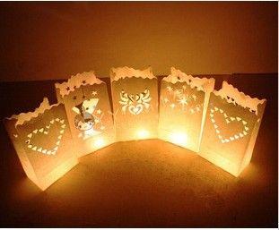 Faroles de papel para velas buscar con google faroles - Bolsas de papel para velas ...